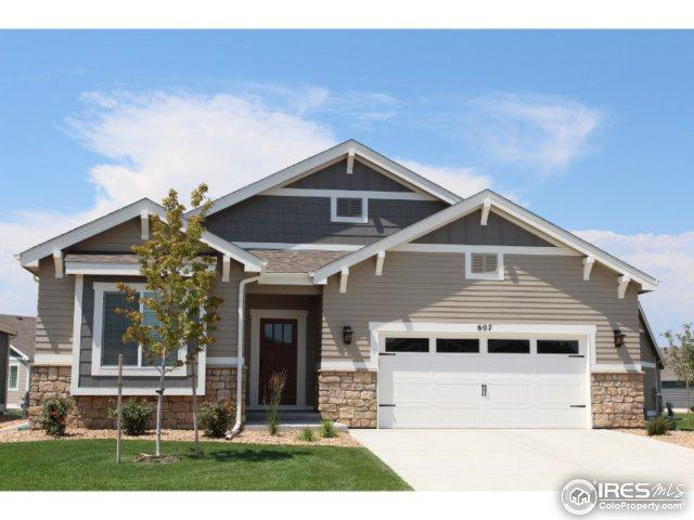 607 N 78th Ave, Greeley, CO 80634 (MLS #826137) :: 8z Real Estate
