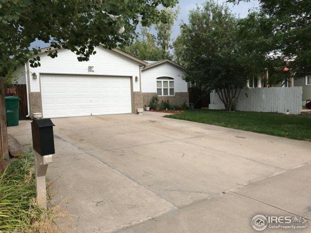 3806 Belmont Ave, Evans, CO 80620 (MLS #826149) :: 8z Real Estate