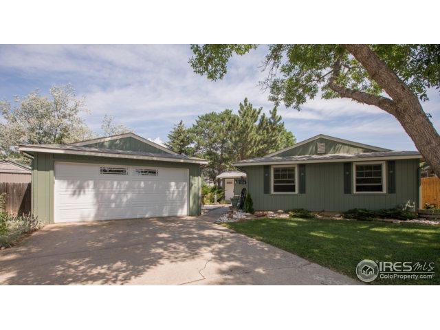 1724 Bedford Cir, Fort Collins, CO 80526 (MLS #826184) :: 8z Real Estate
