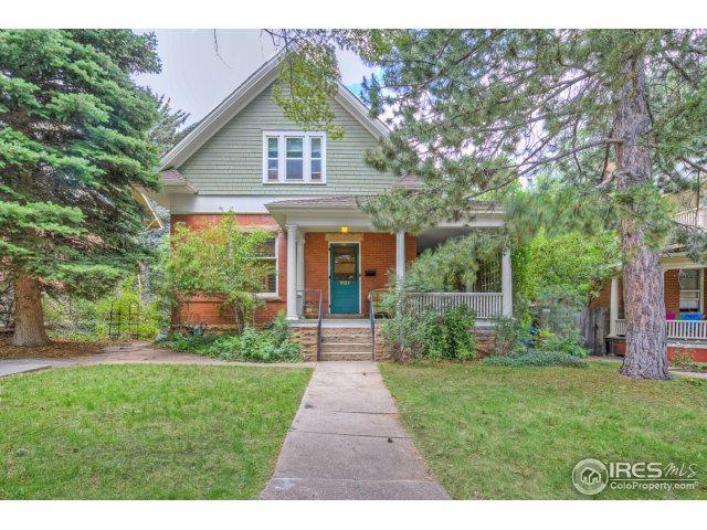 1021 10th St, Boulder, CO 80302 (MLS #826191) :: 8z Real Estate