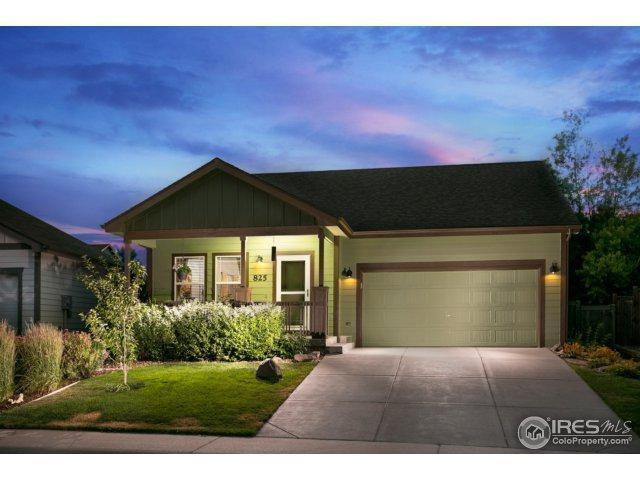 825 Cliffrose Way, Severance, CO 80550 (MLS #826214) :: 8z Real Estate