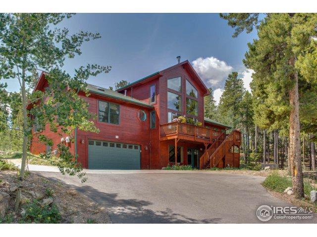 941 Indian Peak Rd, Golden, CO 80403 (MLS #826217) :: 8z Real Estate