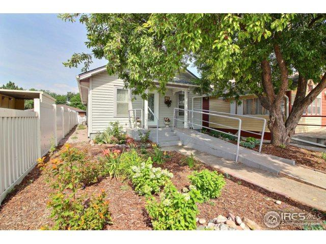 218 Oak Ave, Eaton, CO 80615 (MLS #826218) :: 8z Real Estate
