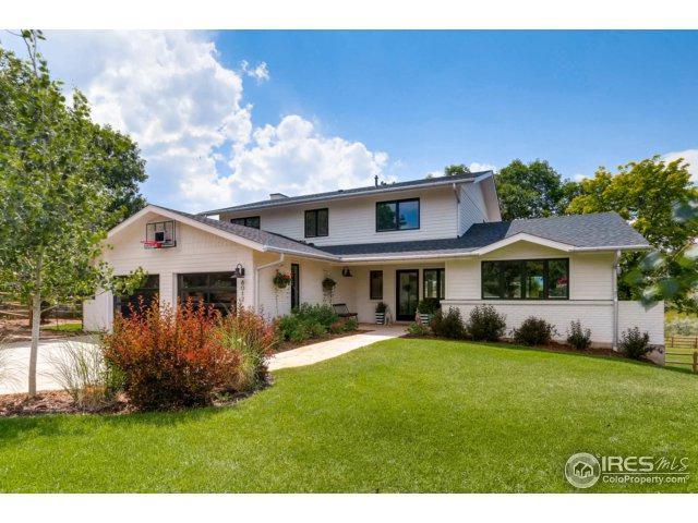 8012 Fox Ridge Ct, Boulder, CO 80301 (MLS #826228) :: 8z Real Estate