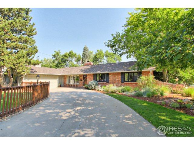 11983 W 27th Dr, Lakewood, CO 80215 (MLS #826267) :: 8z Real Estate