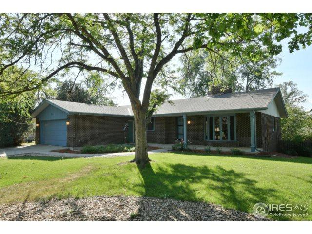 3020 Mcintosh Dr, Longmont, CO 80503 (MLS #826289) :: 8z Real Estate
