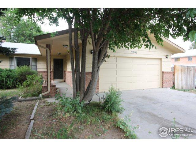 2001 22nd St, Greeley, CO 80631 (MLS #826292) :: 8z Real Estate
