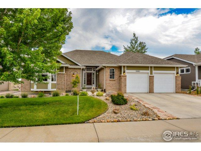 3085 Sedgwick Cir, Loveland, CO 80538 (MLS #826329) :: 8z Real Estate