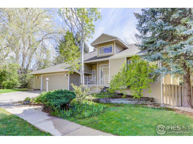 3700 Wonderland Hill Ave, Boulder, CO 80304 (MLS #826333) :: 8z Real Estate