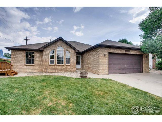 1623 W 13th St, Loveland, CO 80537 (MLS #826342) :: 8z Real Estate