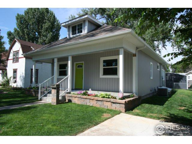 813 State St, Fort Morgan, CO 80701 (MLS #826347) :: 8z Real Estate