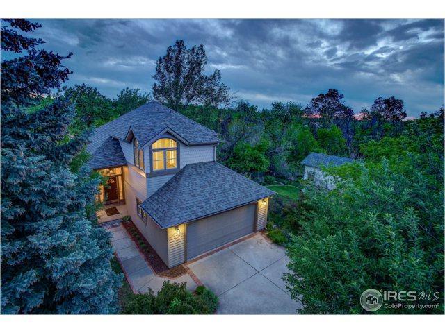 379 W Arapahoe Ln, Boulder, CO 80302 (MLS #826352) :: 8z Real Estate