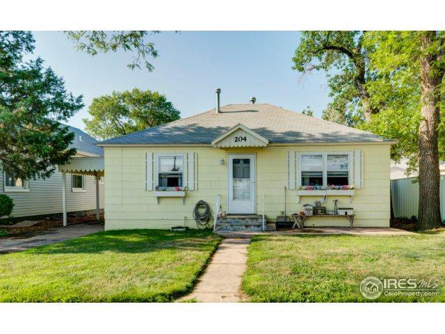 204 Todd Ave, La Salle, CO 80645 (MLS #826353) :: 8z Real Estate