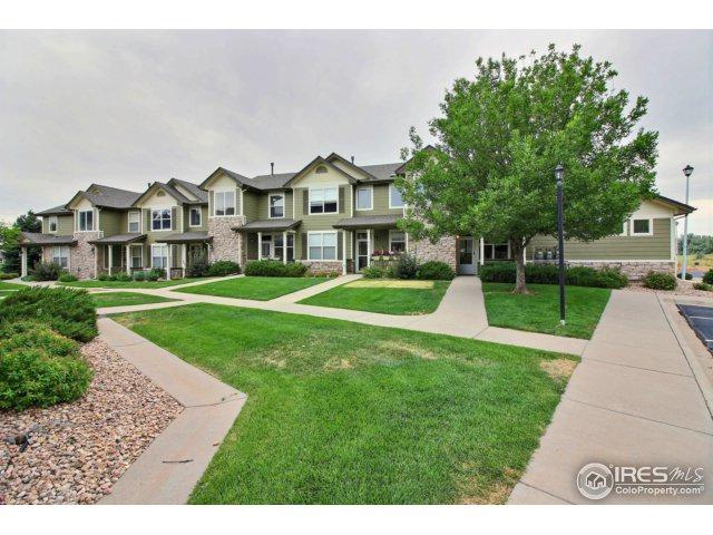5551 29th St #616, Greeley, CO 80634 (MLS #826379) :: 8z Real Estate