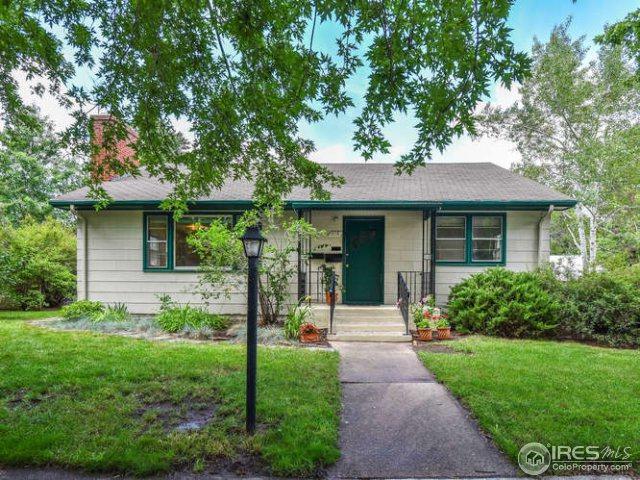 618 E Myrtle St, Fort Collins, CO 80524 (MLS #826383) :: 8z Real Estate