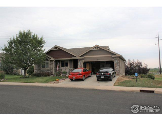 1940 Mahogany Way, Severance, CO 80550 (MLS #826384) :: The Forrest Group