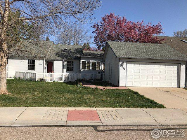1306 Stoney Hill Dr, Fort Collins, CO 80525 (MLS #826393) :: 8z Real Estate