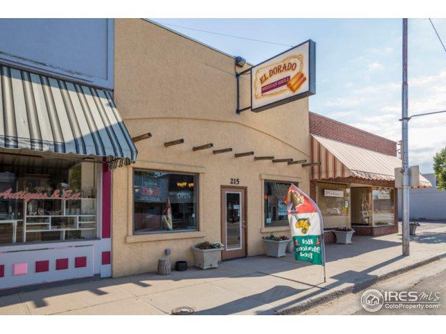 215 1st St, Ault, CO 80610 (MLS #826397) :: 8z Real Estate
