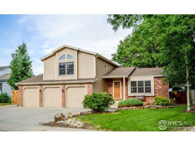 1018 Blue Spruce Dr, Loveland, CO 80538 (MLS #826400) :: 8z Real Estate