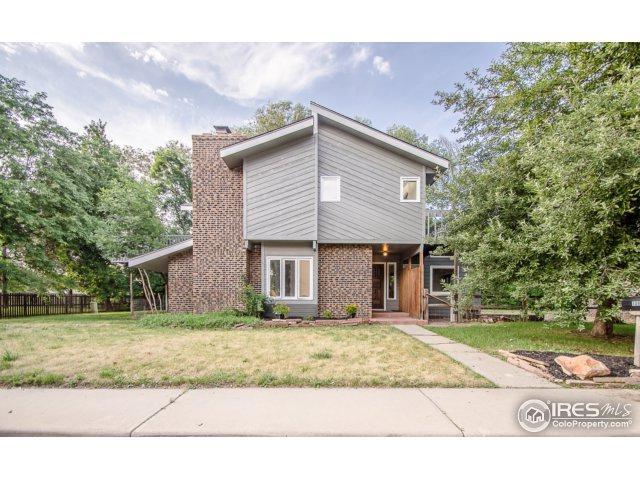 1093 Fairway Ct, Boulder, CO 80303 (MLS #826414) :: 8z Real Estate