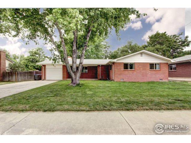 709 S Carole Ave, Lafayette, CO 80026 (MLS #826445) :: 8z Real Estate