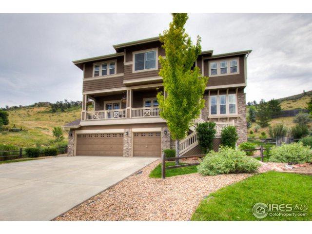 142 Stone Canyon Dr, Lyons, CO 80540 (MLS #826482) :: 8z Real Estate