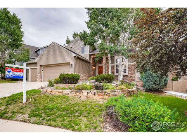 140 Peregrine Cir, Broomfield, CO 80020 (MLS #826526) :: 8z Real Estate