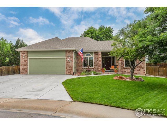 1437 Sanford Dr, Fort Collins, CO 80526 (MLS #826529) :: 8z Real Estate