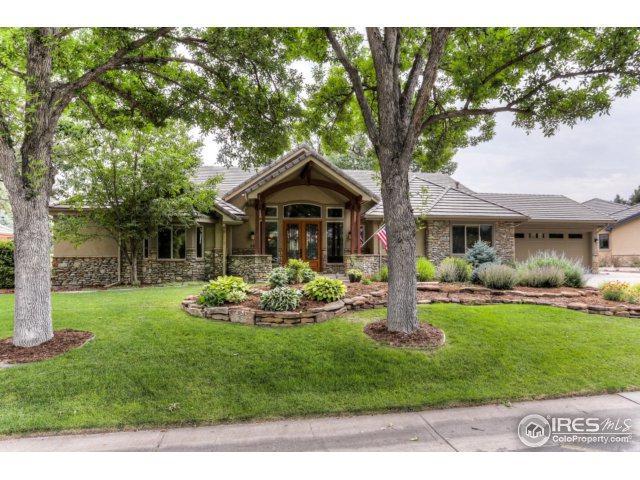 22 Club Ln, Littleton, CO 80123 (MLS #826530) :: 8z Real Estate