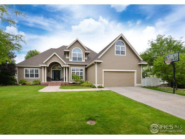 5322 W A St, Greeley, CO 80634 (MLS #826555) :: 8z Real Estate