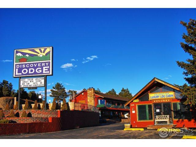 800 Big Thompson Ave, Estes Park, CO 80517 (MLS #826616) :: 8z Real Estate