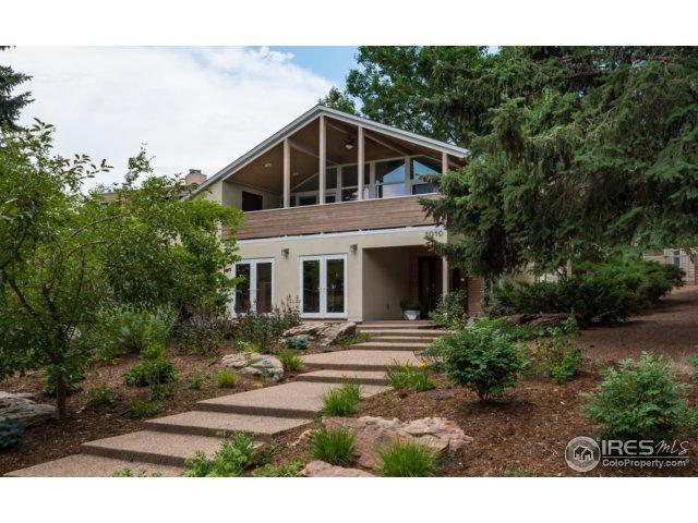 1010 Rosehill Dr, Boulder, CO 80302 (MLS #826625) :: 8z Real Estate