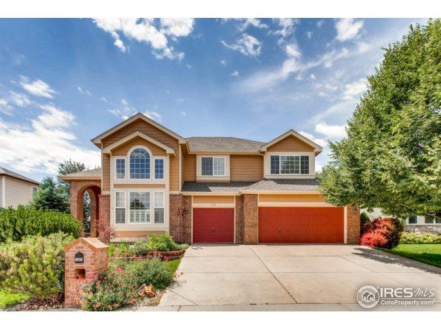 1321 Whitehall Dr, Longmont, CO 80504 (MLS #826629) :: 8z Real Estate
