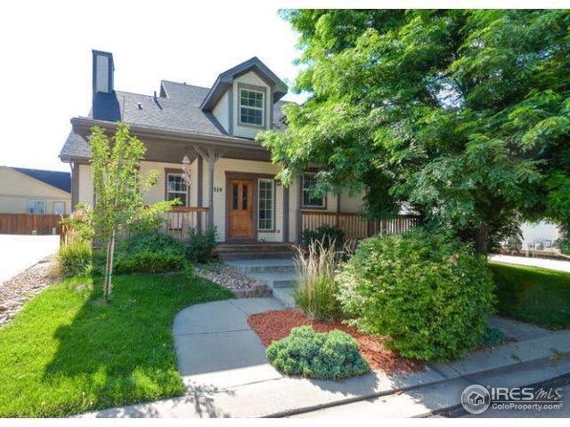 1319 S Kimbark St, Longmont, CO 80501 (MLS #826652) :: 8z Real Estate