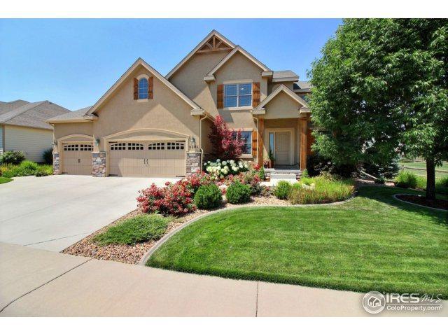 5701 Mid Pointe Dr, Windsor, CO 80550 (MLS #826653) :: 8z Real Estate