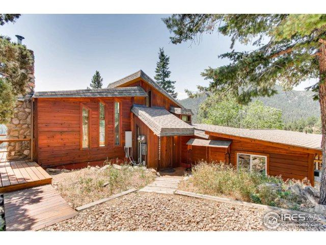 326 Nugget Hill Rd, Jamestown, CO 80455 (MLS #826670) :: 8z Real Estate