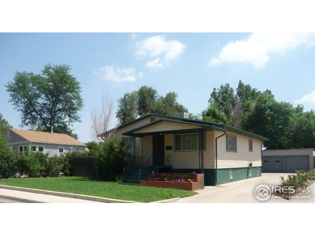 2416 10th Ave Ct, Greeley, CO 80631 (MLS #826673) :: 8z Real Estate