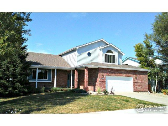 1226 Lakecrest Ct, Fort Collins, CO 80526 (MLS #826706) :: 8z Real Estate
