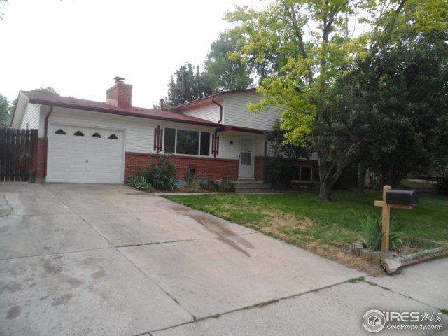 1661 Hilltop Dr, Longmont, CO 80504 (MLS #826720) :: 8z Real Estate