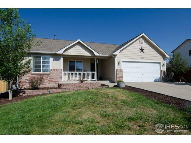 3007 45th Ave, Greeley, CO 80634 (MLS #826727) :: 8z Real Estate