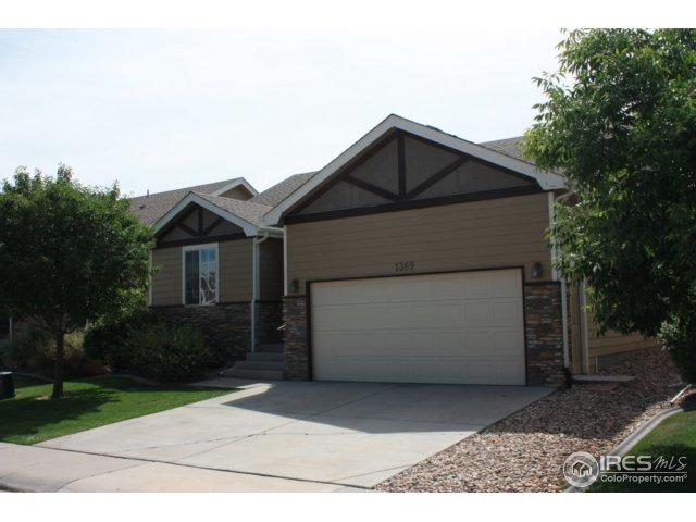 1369 Sunset Bay Dr, Windsor, CO 80550 (MLS #826739) :: 8z Real Estate