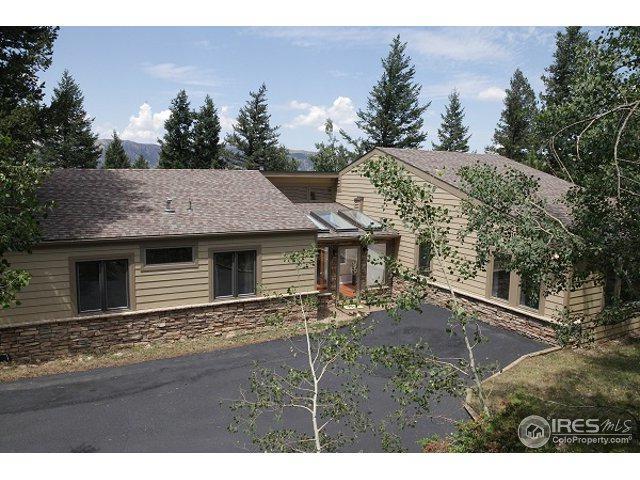 222 Forrest Ln, Boulder, CO 80302 (MLS #826764) :: 8z Real Estate
