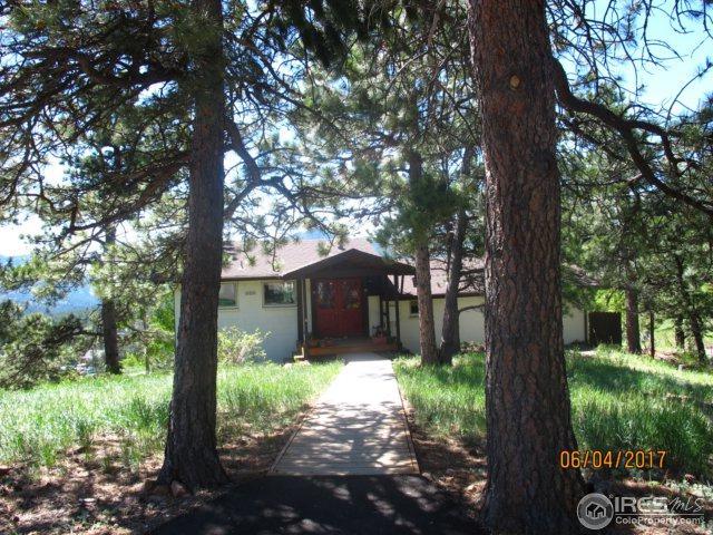 11923 Hillcrest Rd, Golden, CO 80403 (MLS #826766) :: 8z Real Estate
