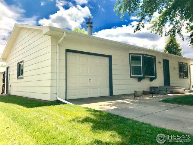 208 Gayle St, Fort Morgan, CO 80701 (MLS #826777) :: 8z Real Estate