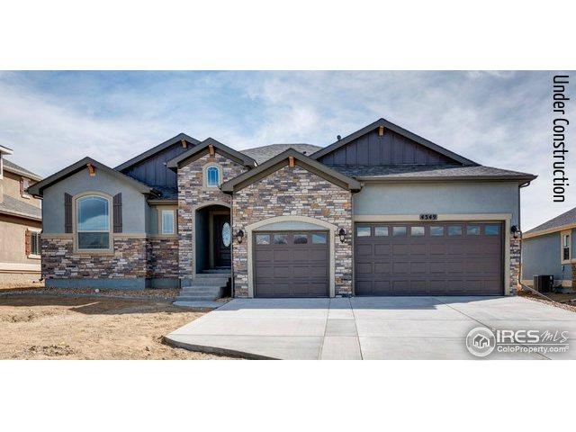 4129 Carroway Seed Dr, Johnstown, CO 80534 (MLS #826813) :: 8z Real Estate
