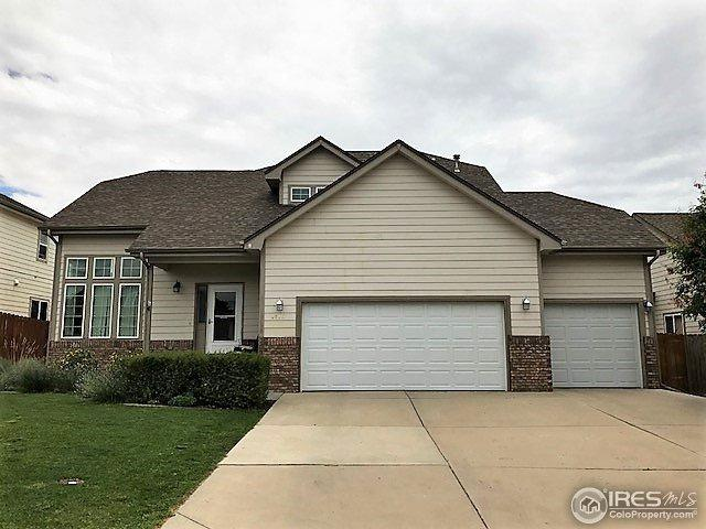 4116 W 30th St Pl, Greeley, CO 80634 (MLS #826840) :: 8z Real Estate