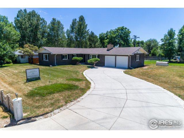 1705 W Vine Dr, Fort Collins, CO 80521 (MLS #826847) :: 8z Real Estate
