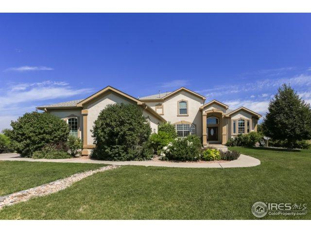 1268 Hilltop Cir, Windsor, CO 80550 (MLS #826853) :: 8z Real Estate