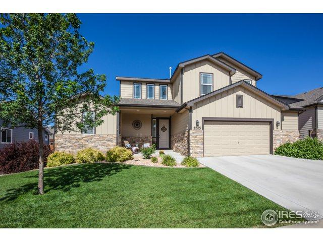 2115 Nucla Ave, Loveland, CO 80538 (MLS #826863) :: 8z Real Estate