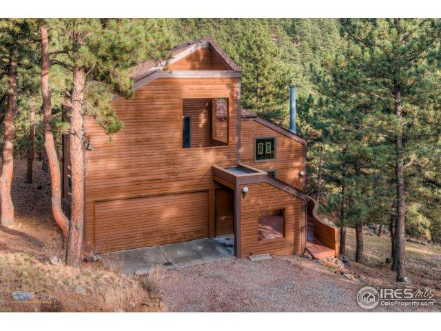 93 Poorman Rd, Boulder, CO 80302 (MLS #826878) :: 8z Real Estate